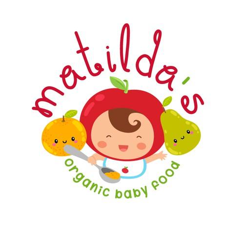 Matilda's Baby Food Logo