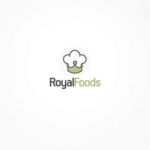 Royal Foods  needs a new logo