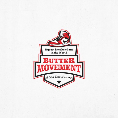 Logo concept for Butter Movement