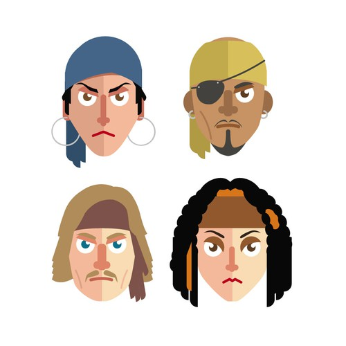 Pirates Avatar
