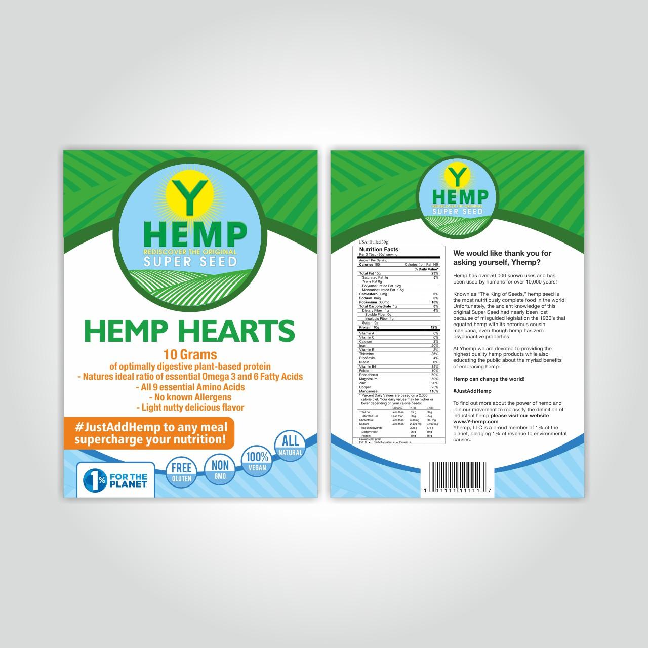 Yhemp?! Seeds to change the world.