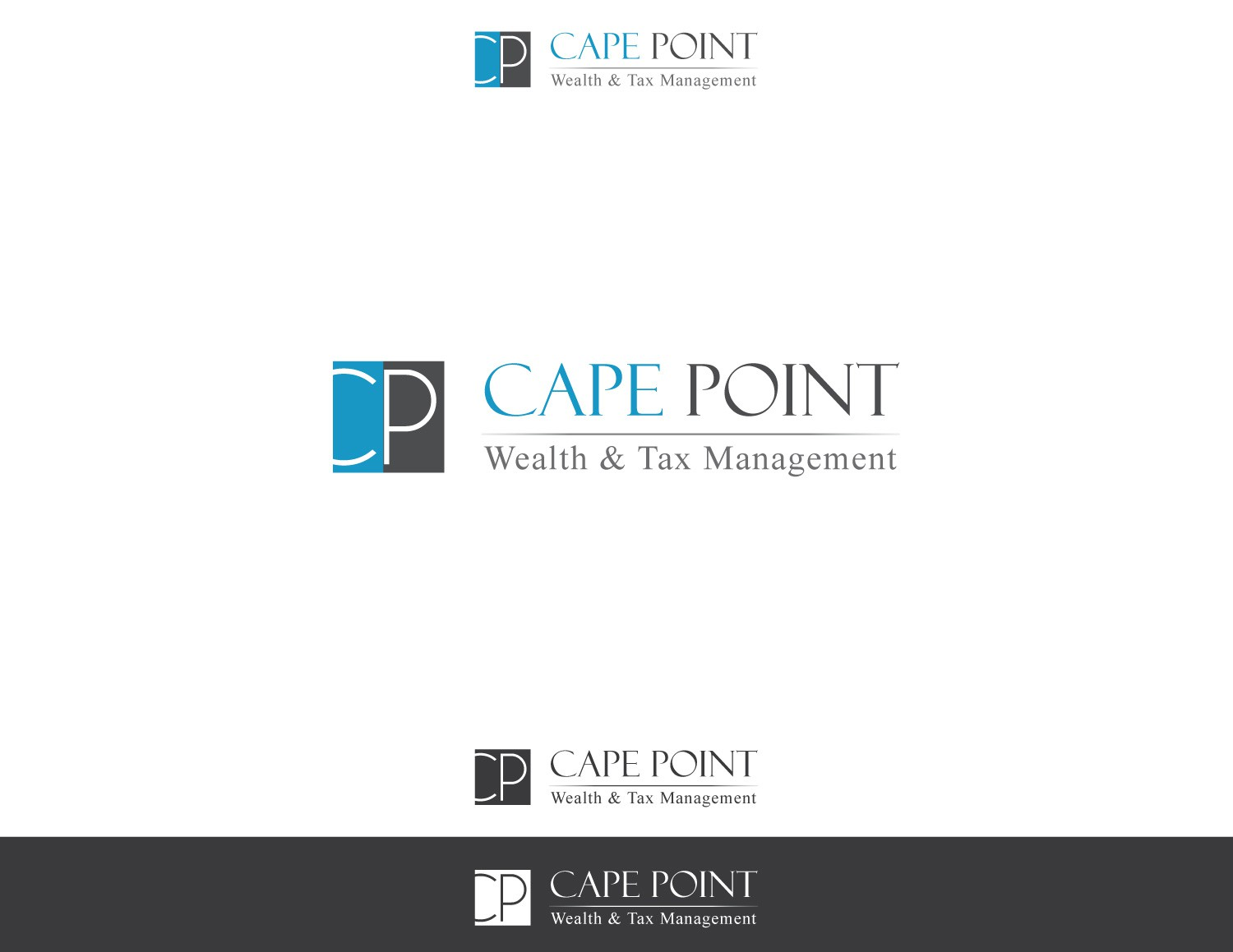 Help Cape Point Wealth & Tax Management with a new logo