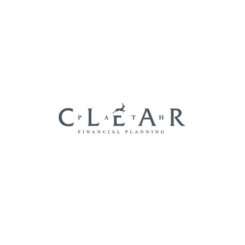 Bold logo for Clear Path Financial Planning