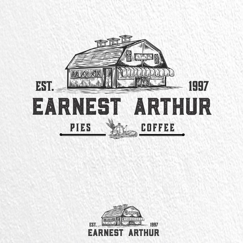 EARNES ARTHUR PIES & COFFEE