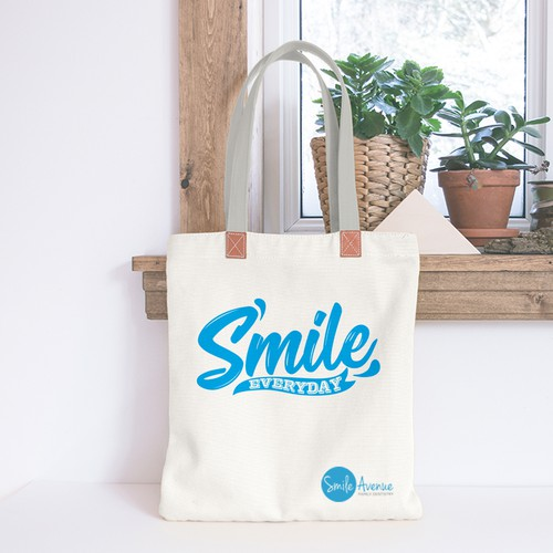 Dental Office Tote Bag contest entry