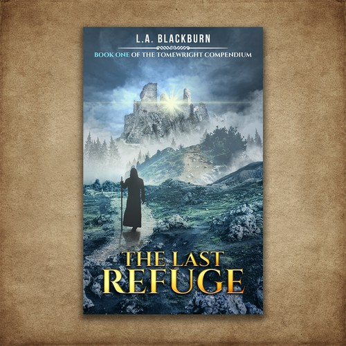 The Last Refuge Book Cover