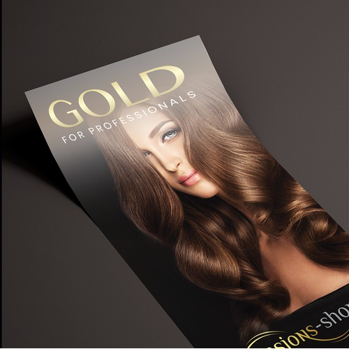 Package Design Luxury Hair Extension