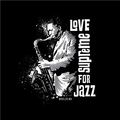 LOVE SUPREME FOR JAZZ