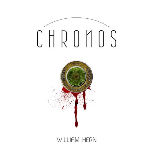 "Design front cover for ""CHRONOS"" book"