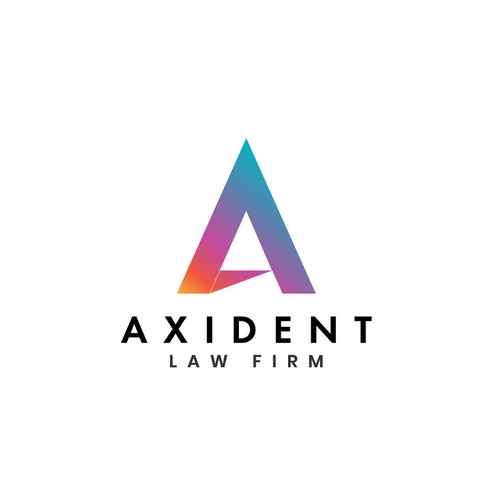 Minimalistic Logo Design for a Law Firm