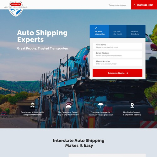 Auto shipping Expert for car