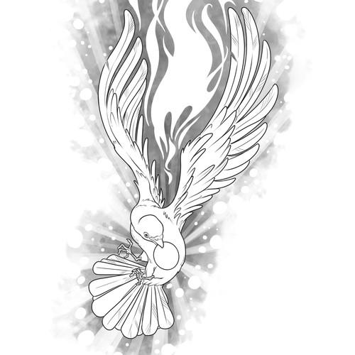 dove for tatoo