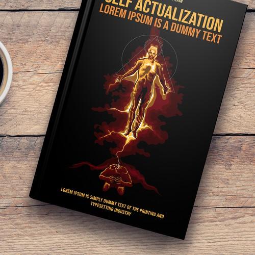 Self Actualization - Book Cover Design