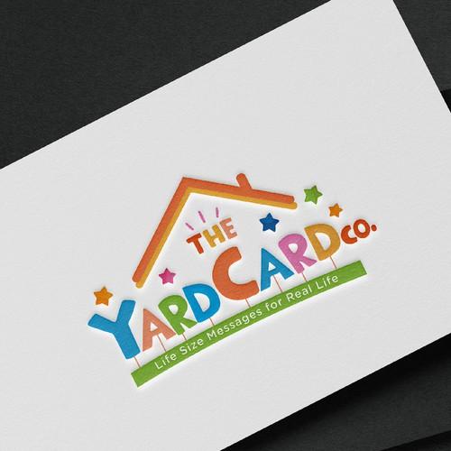 Logo Yard Card