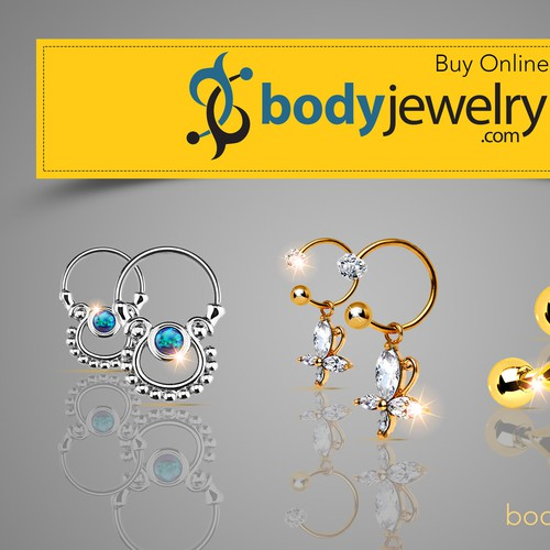 Create an ad to BodyJewelry.com
