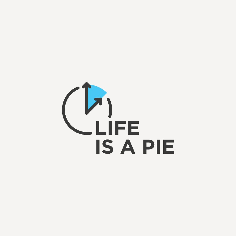 """Create a logo for """"life"""" planner designed to help balance all the things we want to do"""
