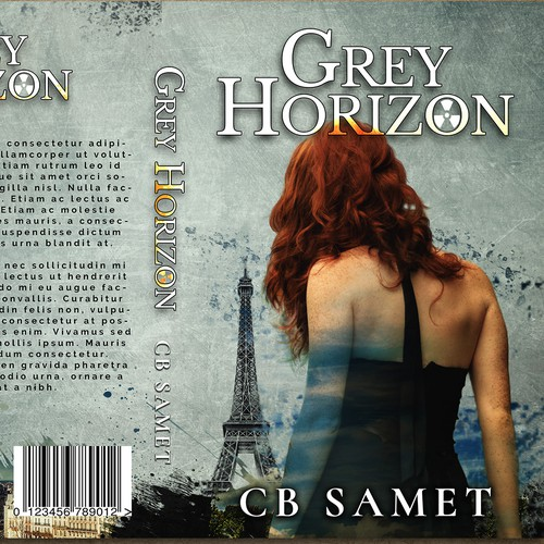 Grey Horizon Book Cover