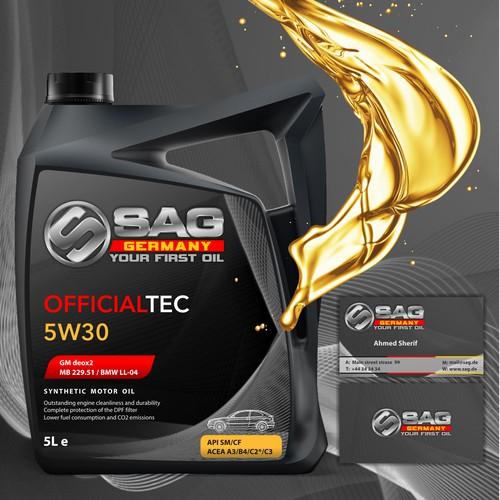 SAG Oil
