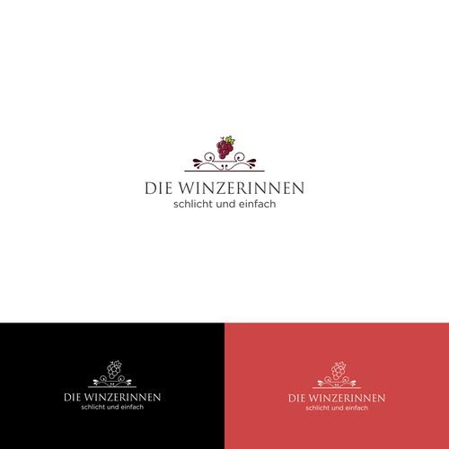 die wienzerinnen for wine logo