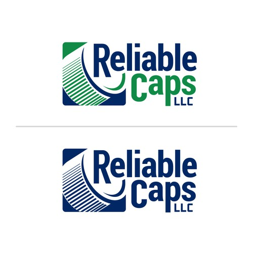 Winning Logo Design for Reliable Caps