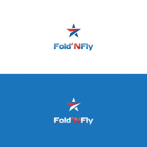 Bold logo wanted for Fold 'N Fly