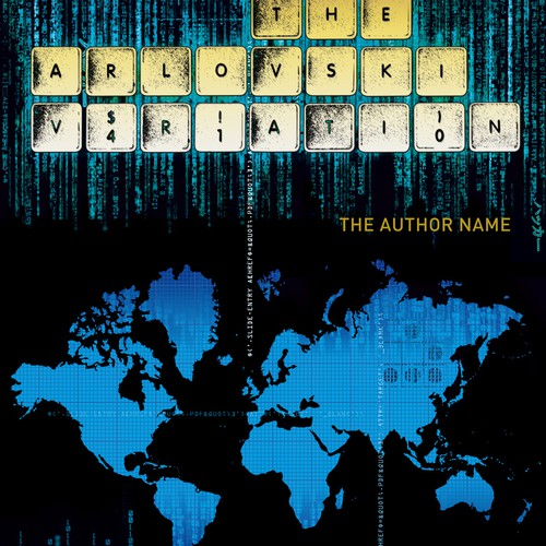 Cover for computer book