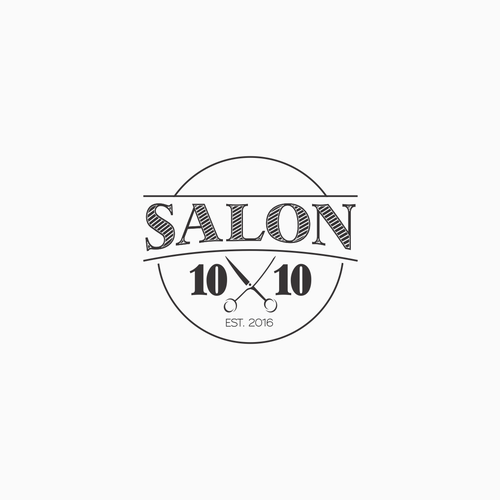 Logo for Salon