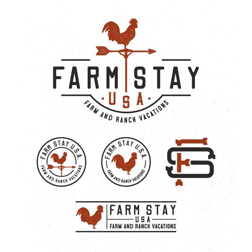 Logo for Farm Stay
