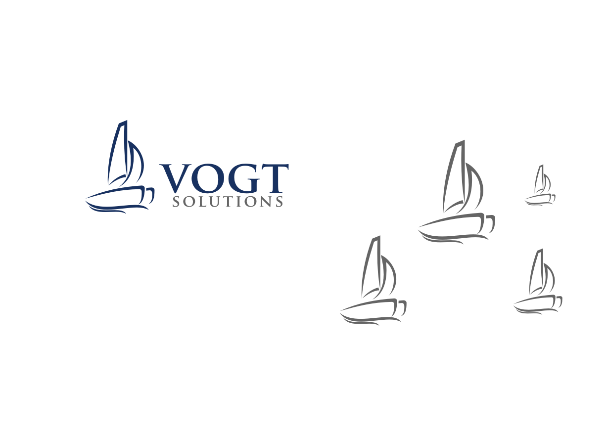 inovative logo for modern and reliable IT solutions company