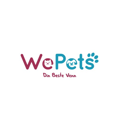Logo for Petshop