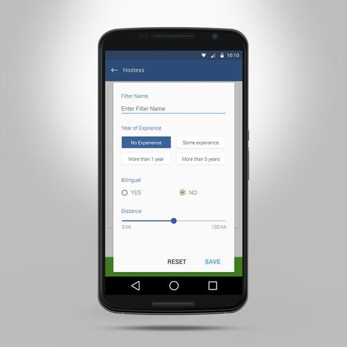 Android Job Posting
