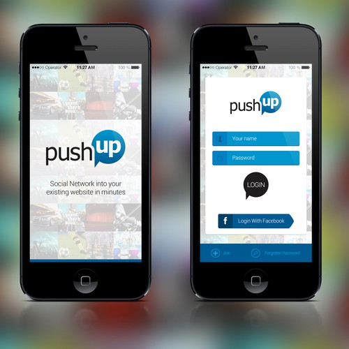 Pushup Needs an AWESOME Mobile App!