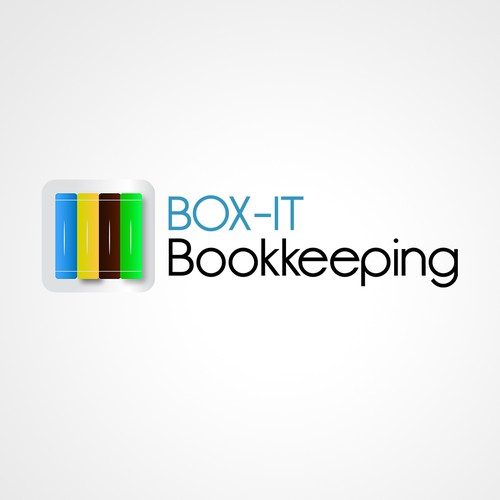 HELP ME - Logo for Box-it Bookkeeping