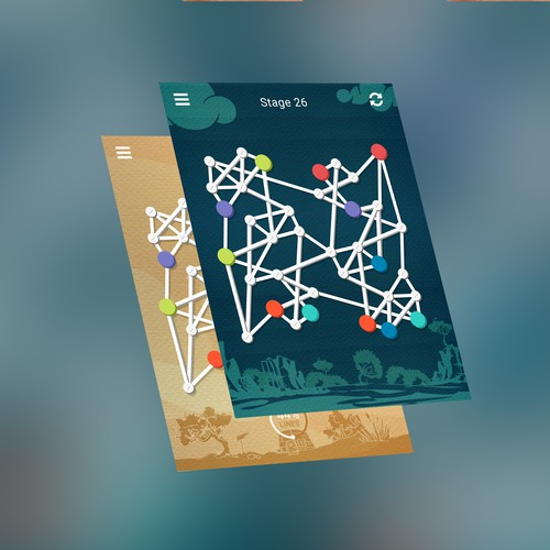 Game app design for iOS