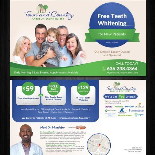 TC Family Dentistry Postcard