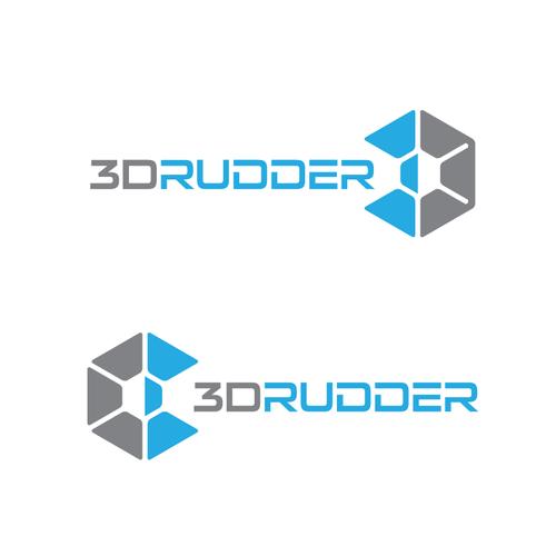 3D navigation device company logo - 3DRudder