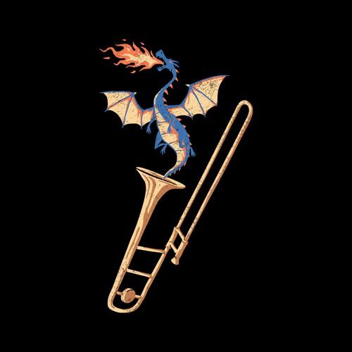 Trombone Dragon