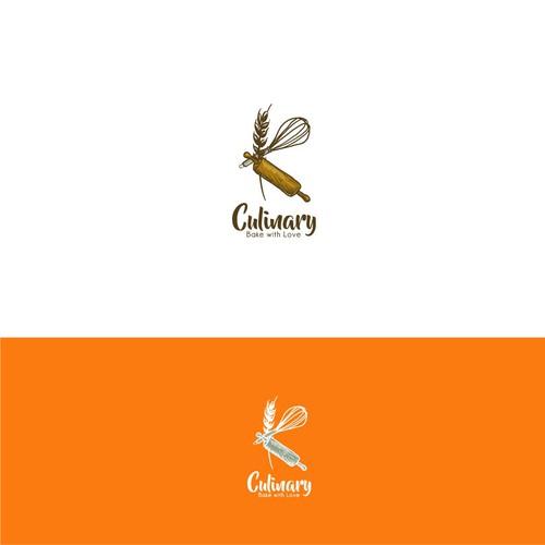 Logo design for K Culinary