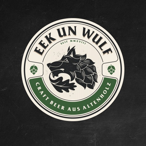 Oak and wolf