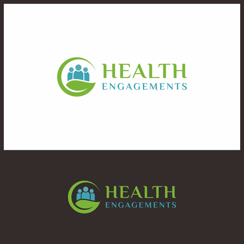Logo concept for Health Engagements