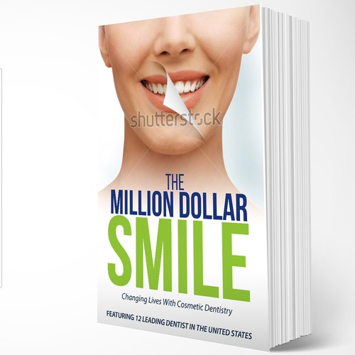 Winning Concept for a Book on Cosmetic Dentistry