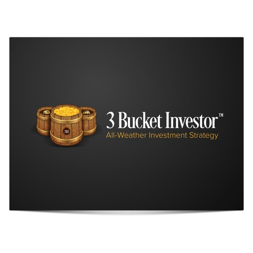 Create a great design for 3 Bucket Investor (TM)