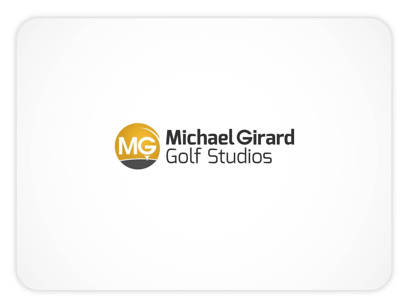 Michael Girard Golf Sudios needs a new logo