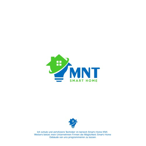 Logo MNT Smart Home