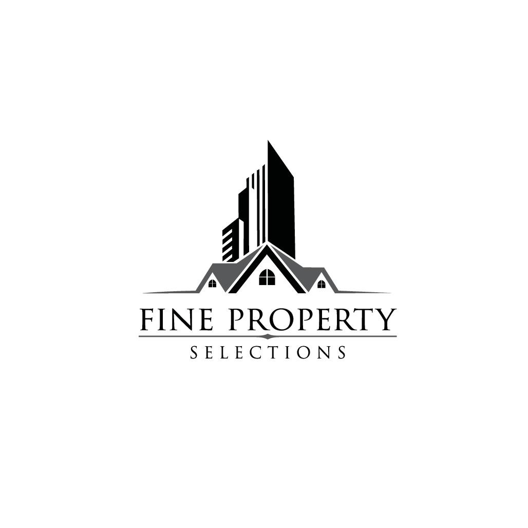 schönes, edles, ansprechendes Logo mit dem Südafrika Property (Urlaubs)feeling