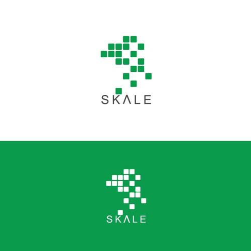 Logo for SKALE