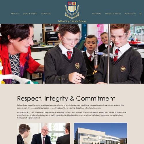 Belfast Boys' Model School
