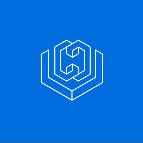 Urban logo for construction