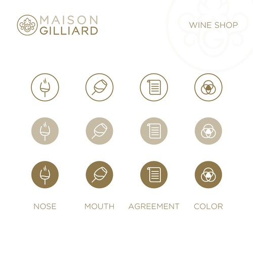 Set icon for Maison Gilliard