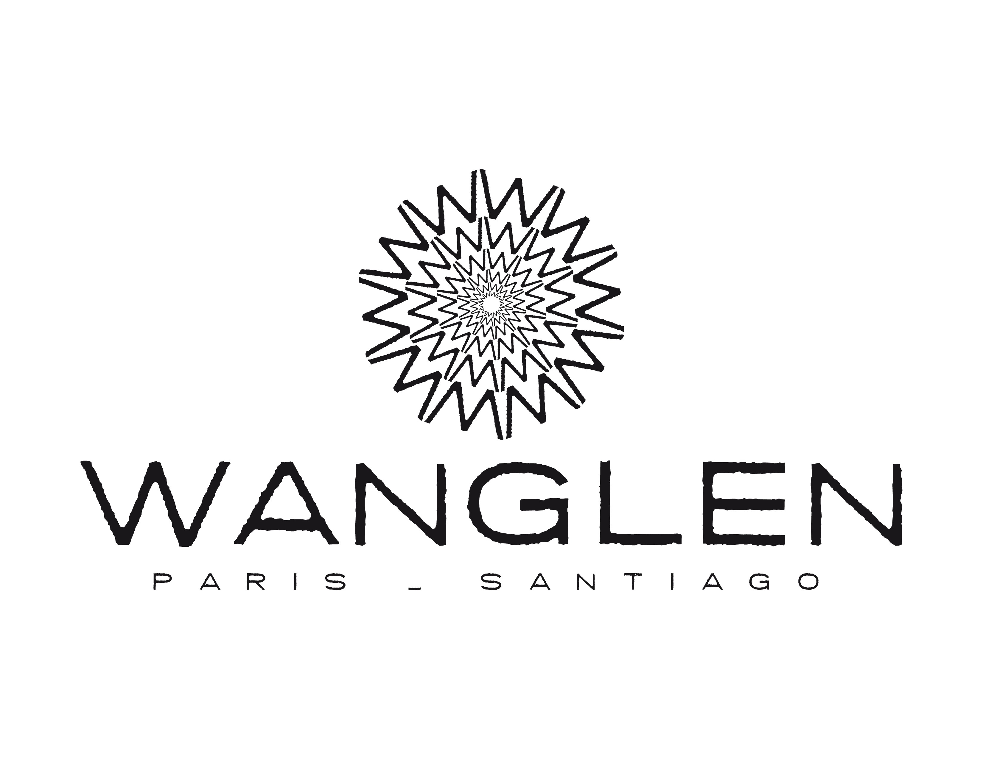 Logo for a chilean spirit company